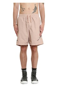Shadow Project Embroidered Swim Shorts
