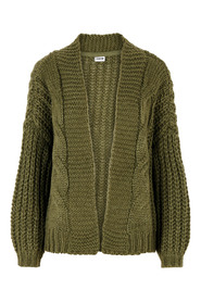 TENDARI L/S KNIT CARDIGAN