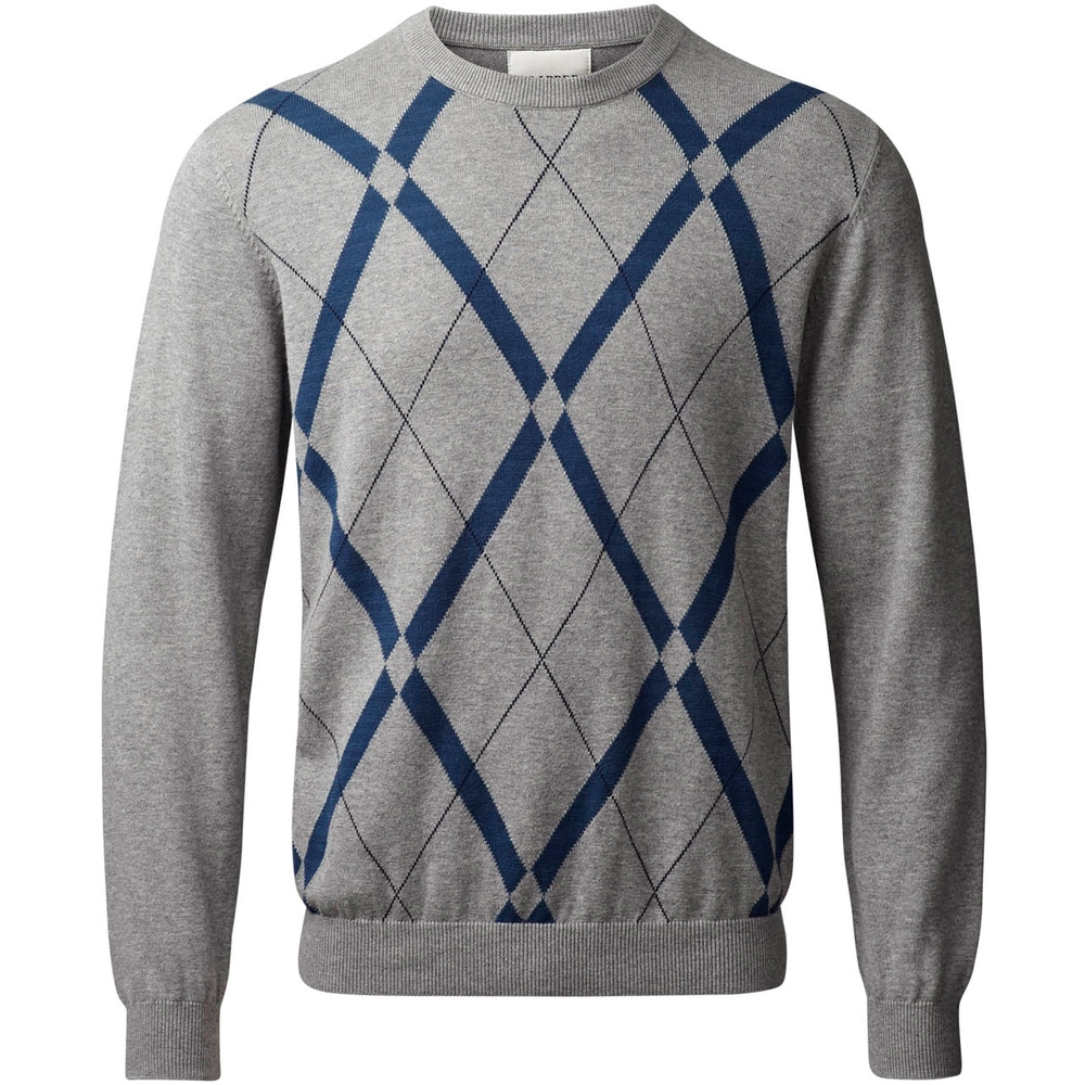 Se Clipper Argyle Pullover ved Miinto