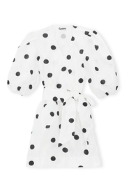 Dot Recycle Dress