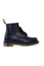 101 Smooth Leather Ankle Boots