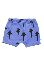 KNAST by KRUTTER - Carl Shorts, Hands On A Stick - Dusty Blue