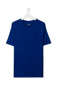 Jersey T-shirt with Logo