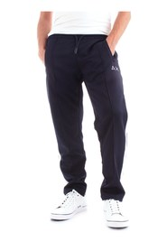 SUN 68 F29144 Pants Men BLUE NAVY