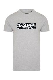 Camo Block Shirt