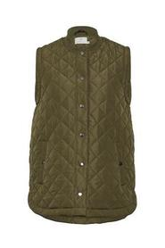 KAmaria Quilted Waistcoat Shor