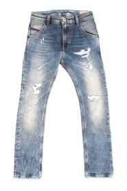DIESEL KROOLEY-J 00J3RV JEANS Boy DENIM LIGHT BLUE