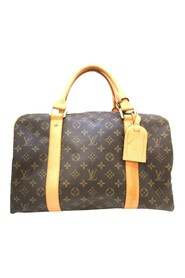 Pre-owned Monogram Carryall Canvas