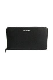 Pre-owned EVERYDAY 551935 Leather Long Wallet (bi-fold)