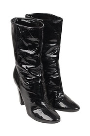Mid-Calf Boots Size 38.5