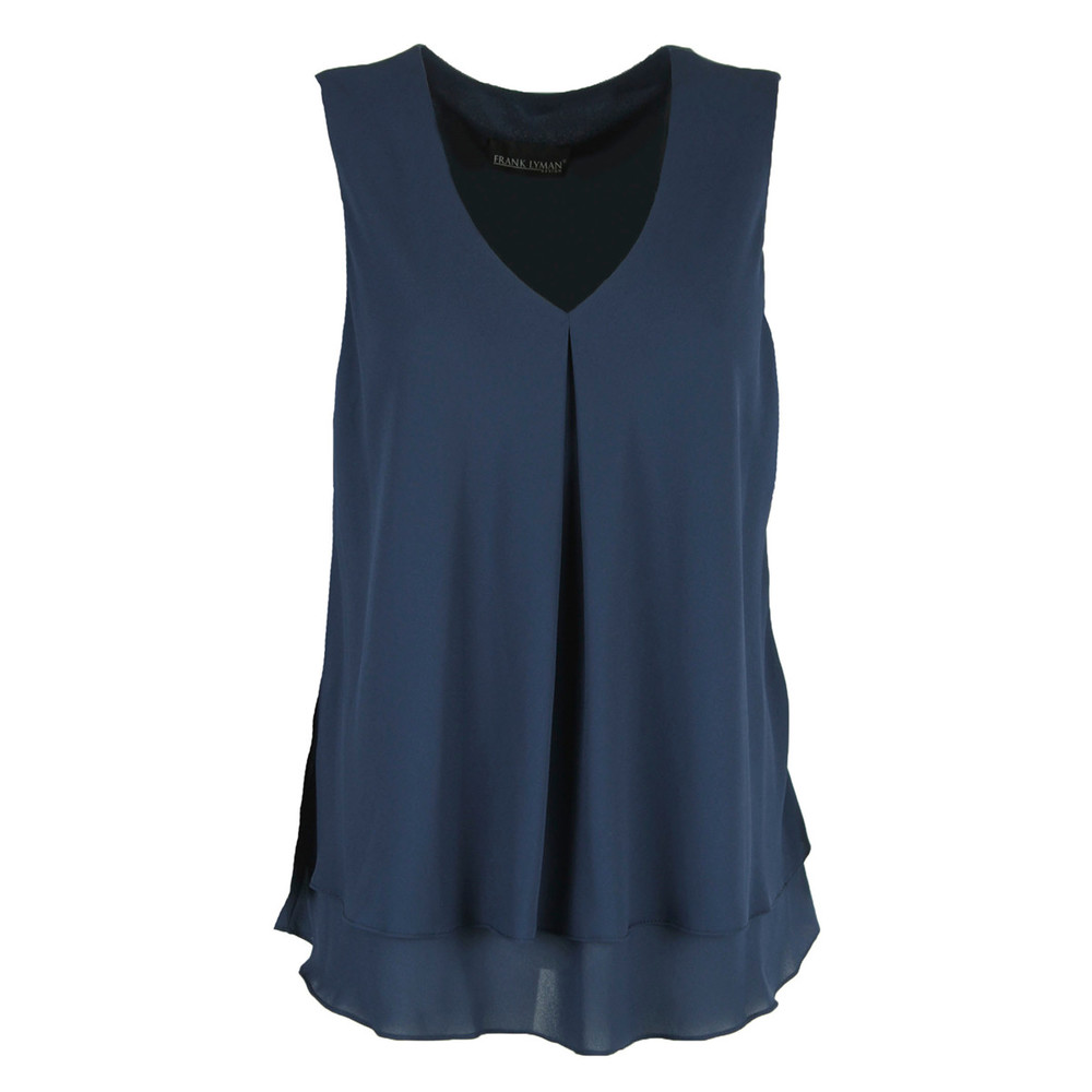 Sleeveless Blouse 61175