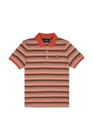 Stripe Polo Shirt