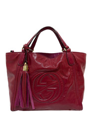 Pre-owned Soho Patent Leather Satchel