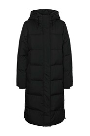 Erica Holly Long Down Jacket