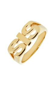 Sis Ring Gold Jewelry