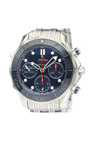 Seamaster Automatic Stainless Steel Sports Watch 212.30.44.50.03.001
