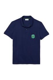 Regular Fit Pique Pocket Polo Shirt