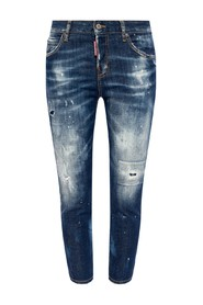 Cool Girl Cropped Jean jeans