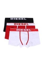 DIESEL 00ST3V 0JKKC - 3 PACK UNDERWEAR Men 1 Black, 1 Red, 1 Multicolor