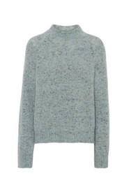 T-neck Knit Sweater