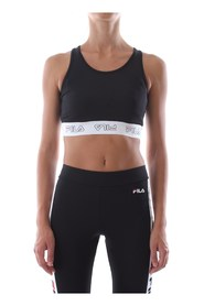 FILA 682031 PARADE TOP AND BODY LONGWEAR Women BLACK