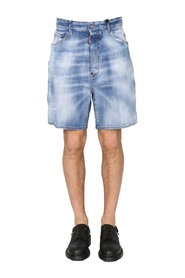 RELAXED FIT BERMUDA
