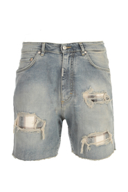 UNDERWORK DENIM SHORTS