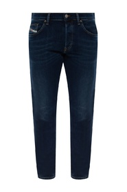 D-Yennox ruched jeans