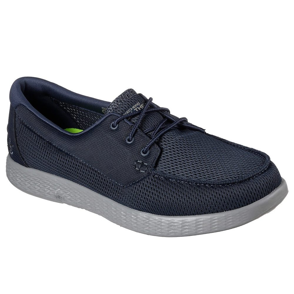 Skechers Aboard Walking Navy/Grey