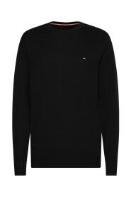 Core Cotton Silk Sweater