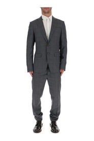 Two-piece single-breasted suit