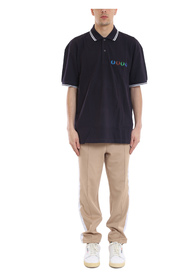 Beams Twin Tipped Polo Shirt