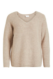 Long Sleeved Top Knitted