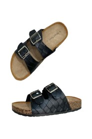 Sergio Todzi sandal dame LS201 sort