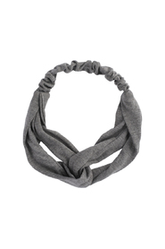 Hairband-Grey Melange