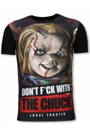 The Chuck - Digital Rhinestone T-shirt