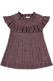 Who Wool Knit SL Dress