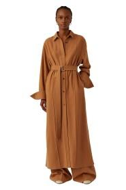Robe Dicha Wool Flannel