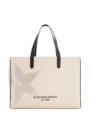 GOLDEN STAR HANDLES SERIGRAPH BAG