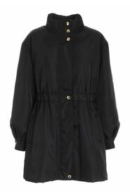 iconic charms parka