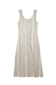 ELLENA ALLOVER JACQUARD DRESSES