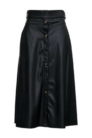 Long Skirt with Buttons