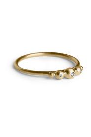 Between diadem ring