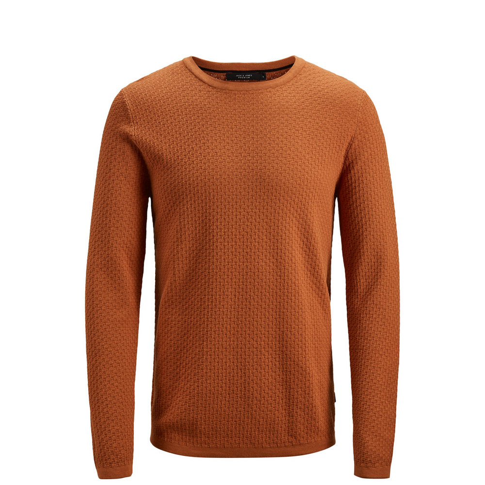 Knitted Pullover Slim fit