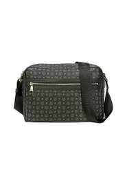 tracolla messenger con pattern heritage