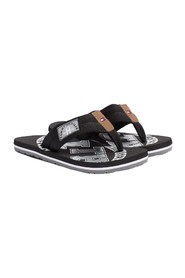 TOMMY HILFIGER FM0FM01369 ESSENTIAL TH FLIP-FLOPS Men BLACK