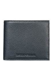 men's wallet leather coin case holder purse card bifold