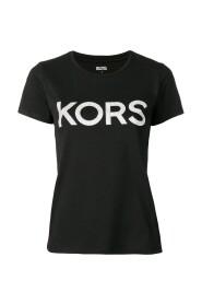 Sort Michael Kors T-skjorte