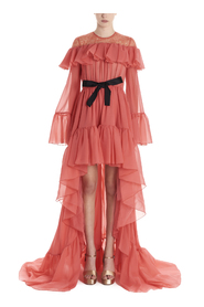 GIAMBATTISTA VALLI Dresses Red