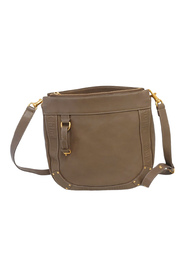 Pre-owned Eden Leather Crossbody Bag
